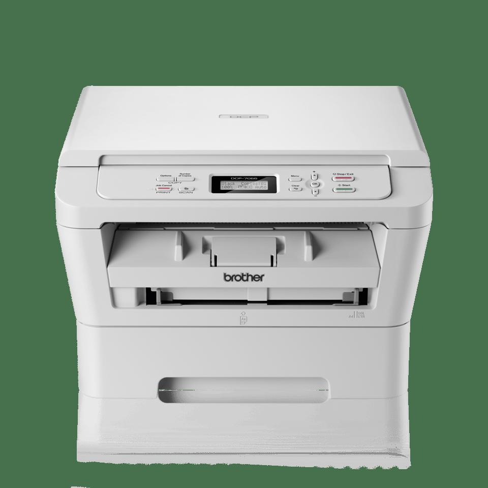 Скачать драйвер на принтер бразер dcp 7057r