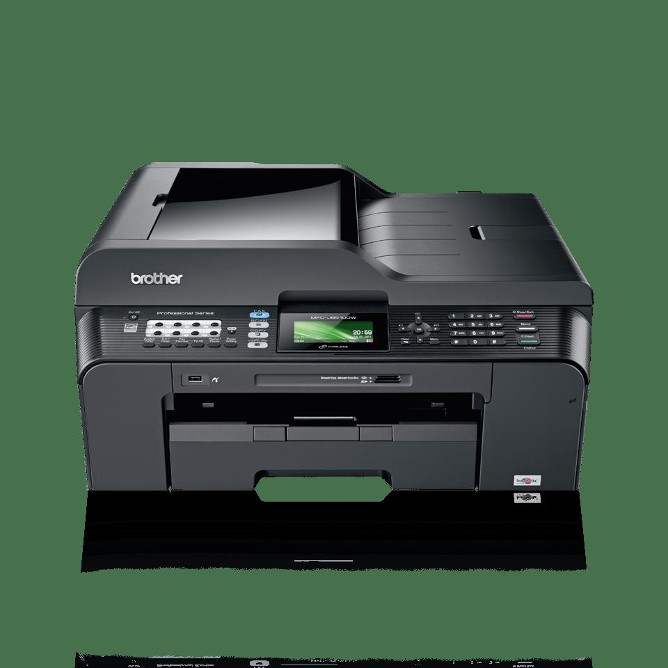 Brother MFC-J6510DW Internet FAX Drivers (2019)