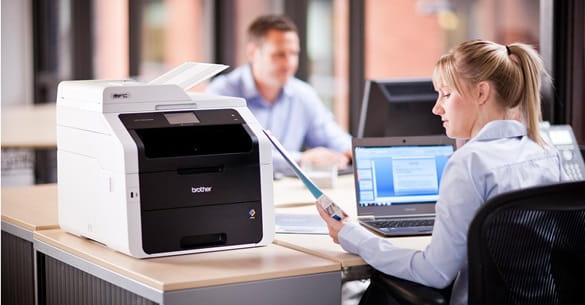 Brother Print smart функции