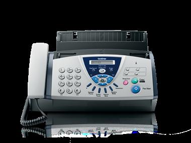 Факсы с термопечатью