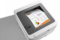 HL-L3230DW Colour printer with print out