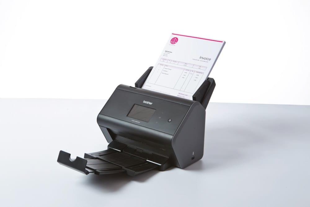 Сетевой сканер Brother ADS-2800W