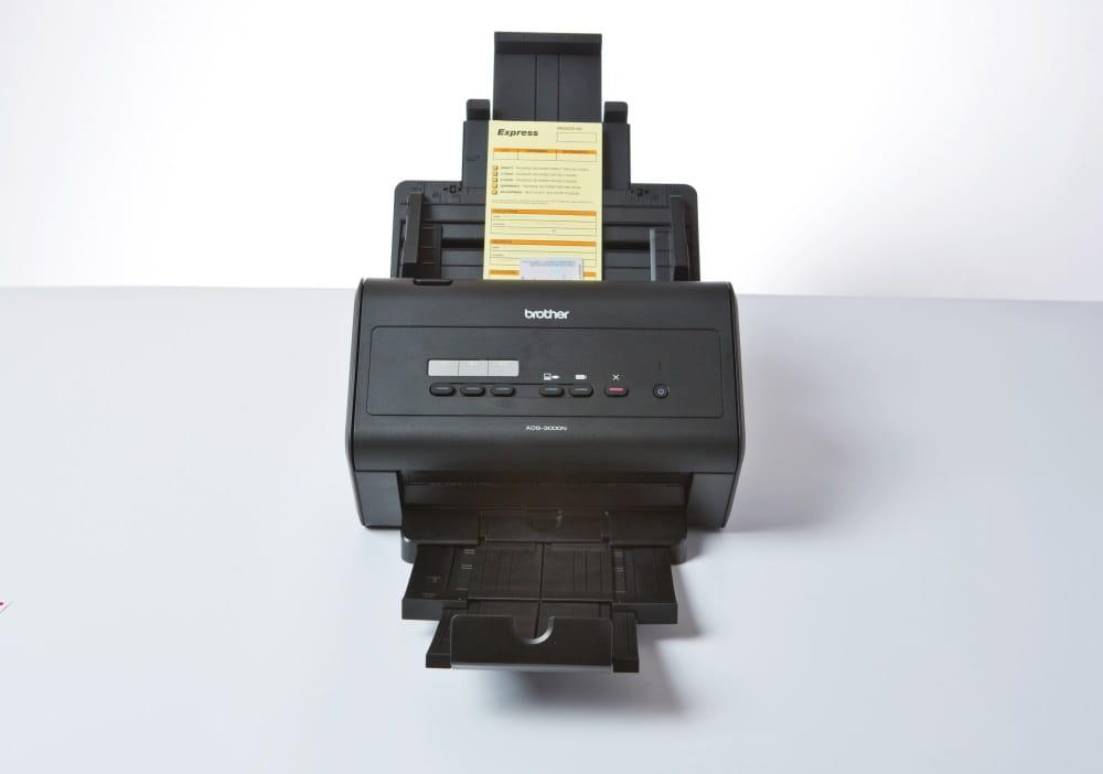 Сетевой сканер Brother ADS- 3000N