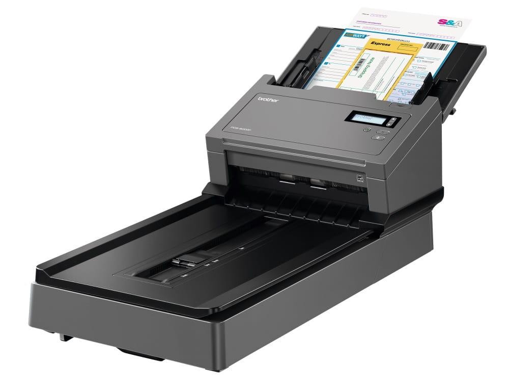 планшетный сканер Brother PDS-6000F