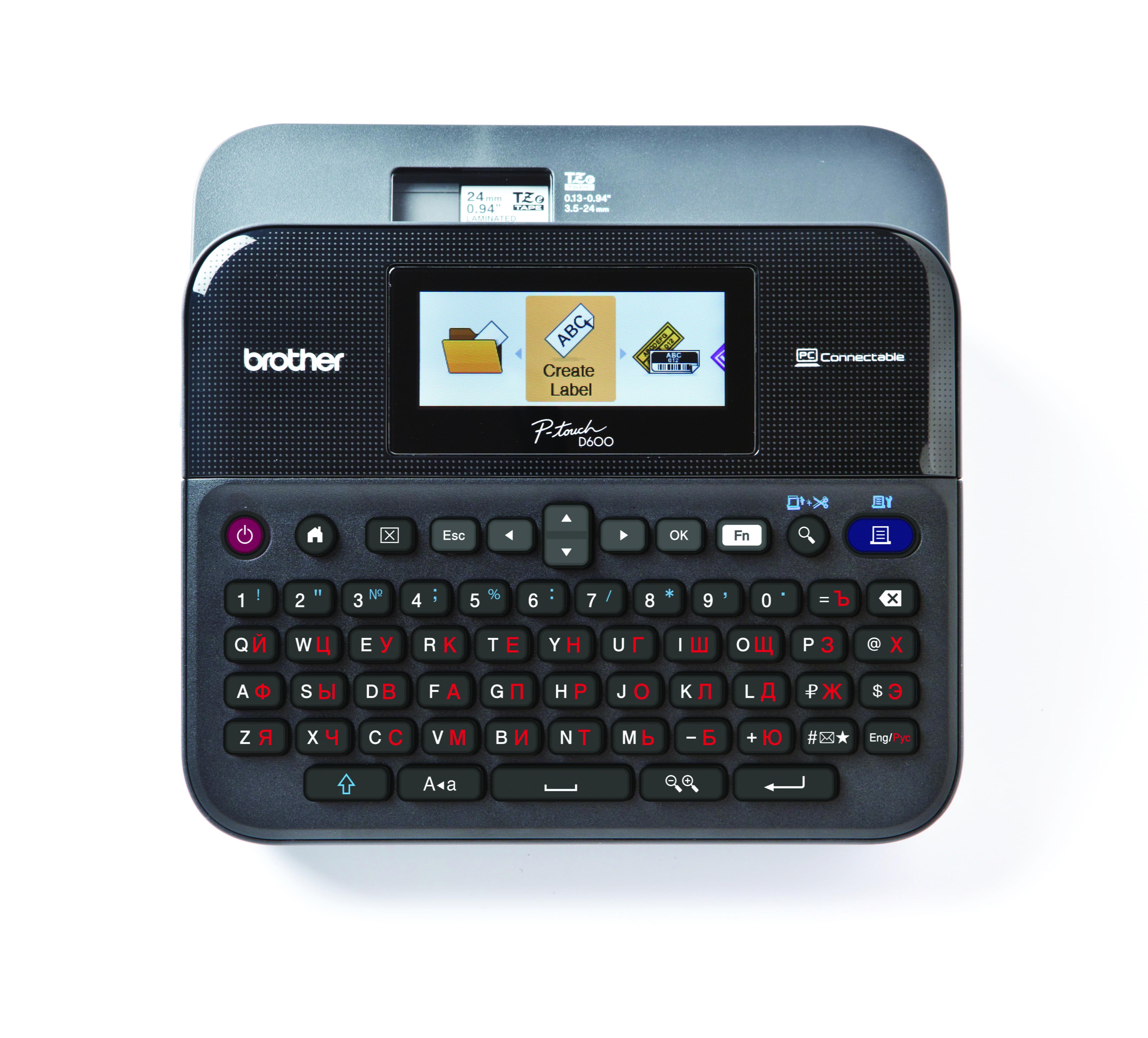 Принтер для создания наклеек PT-D600