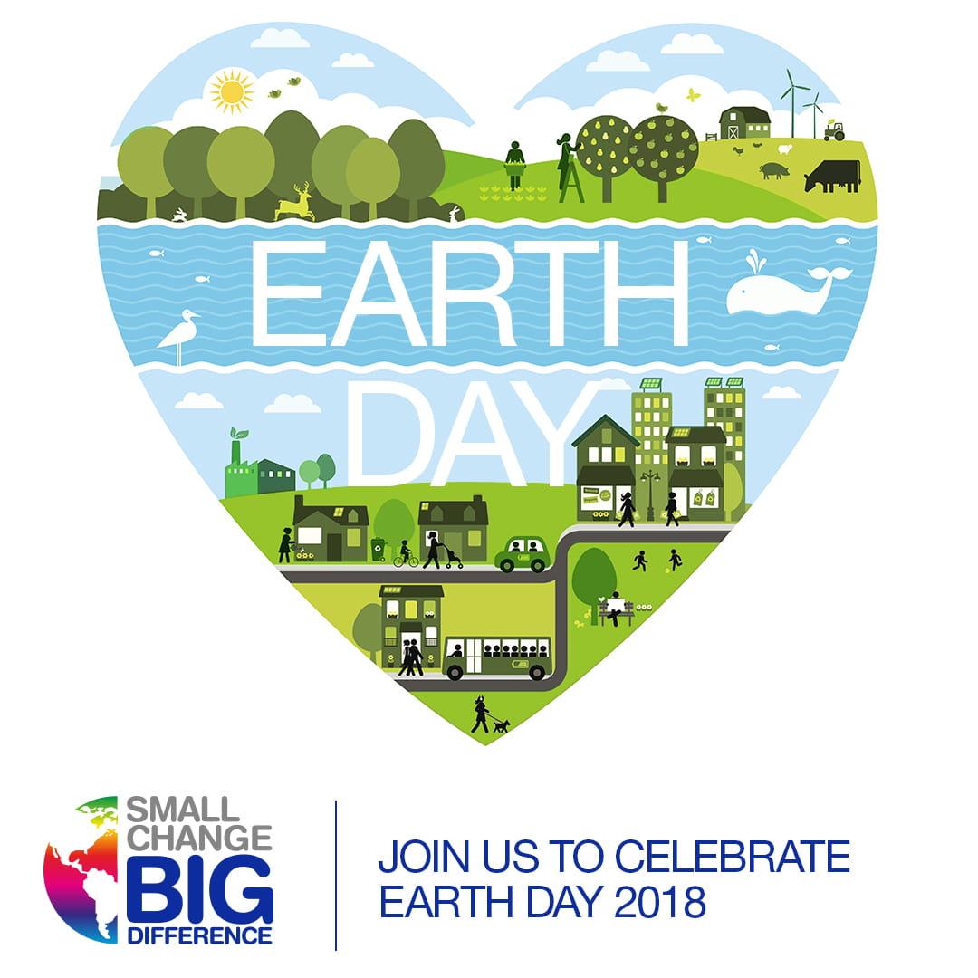 День Земли Brother