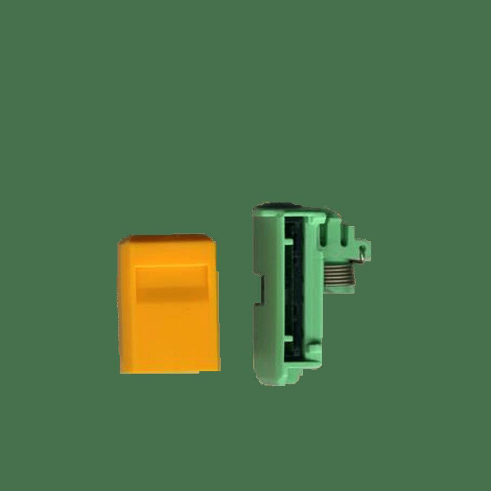 Brother TC4: cменный блок обрезки ленты.