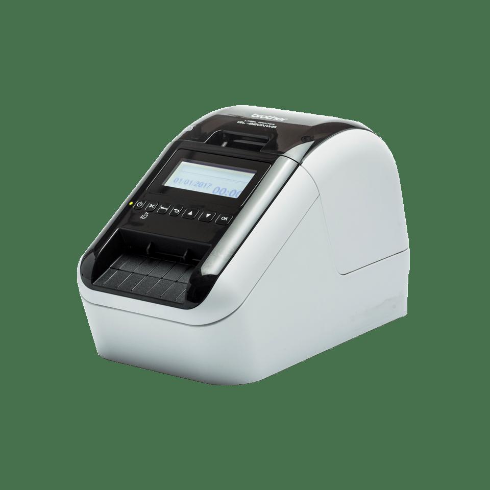 Принтер для печати наклеек QL-820NWB профессиональный