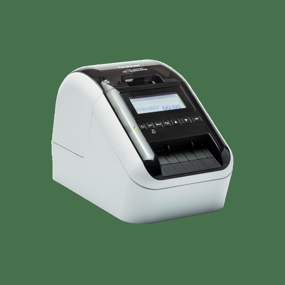 Принтер для печати наклеек QL-820NWB профессиональный 3