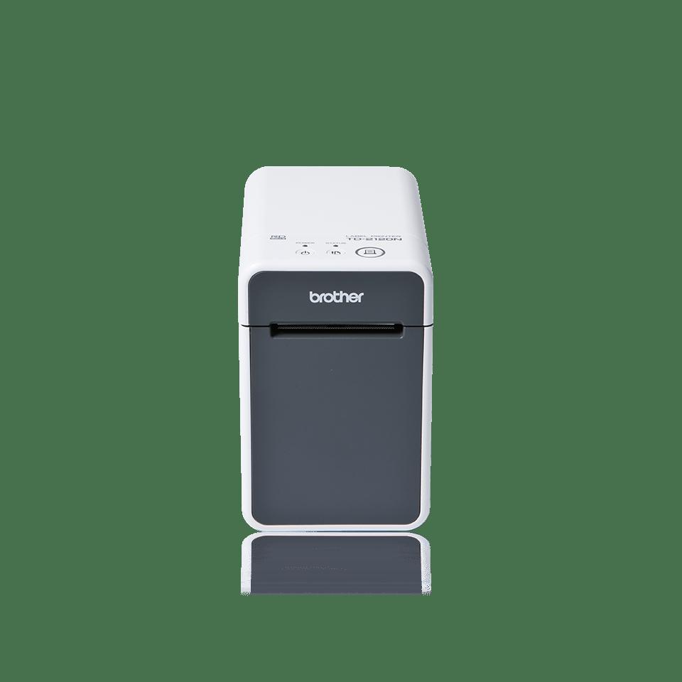 Промышленный сетевой принтер для печати наклеек TD-2120N
