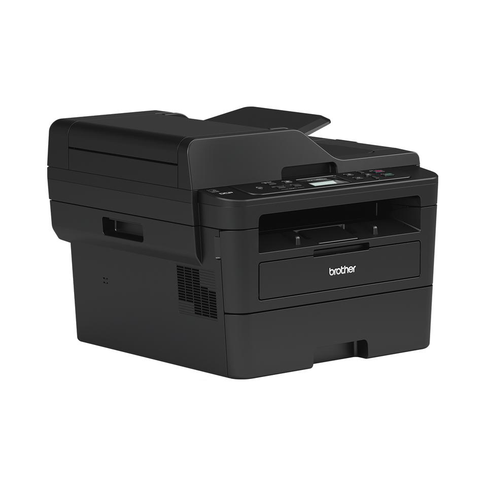 Компактное сетевое черно-белое лазерное МФУ 3 в 1 DCP-L2551DN 3