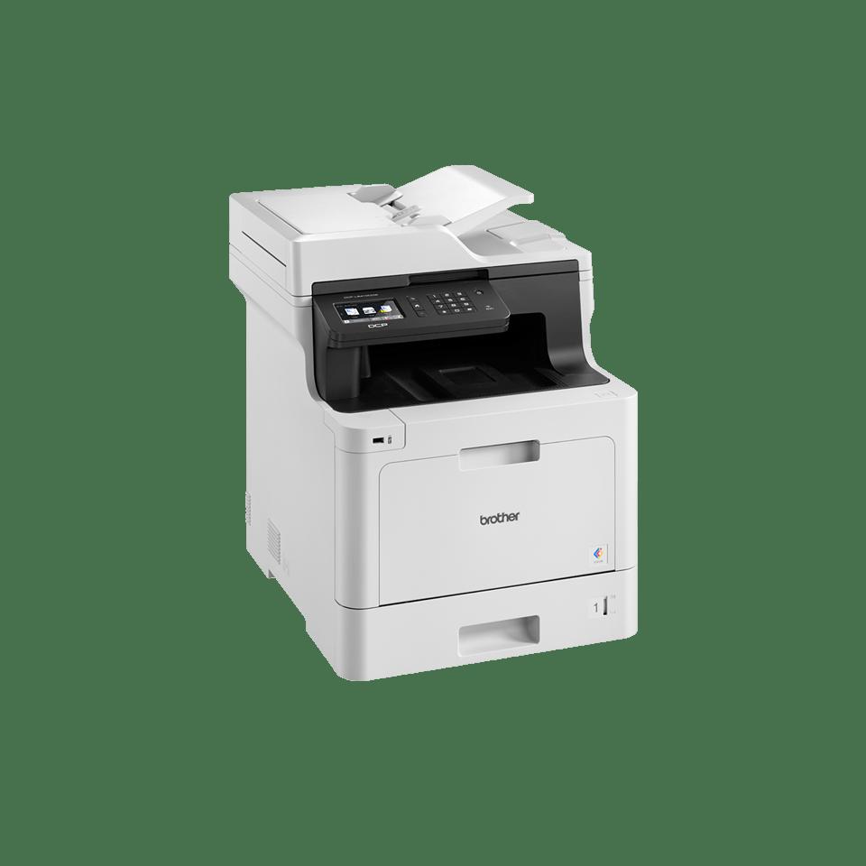 Brother DCP-L8410CDW Беспроводное цветное лазерное МФУ 3