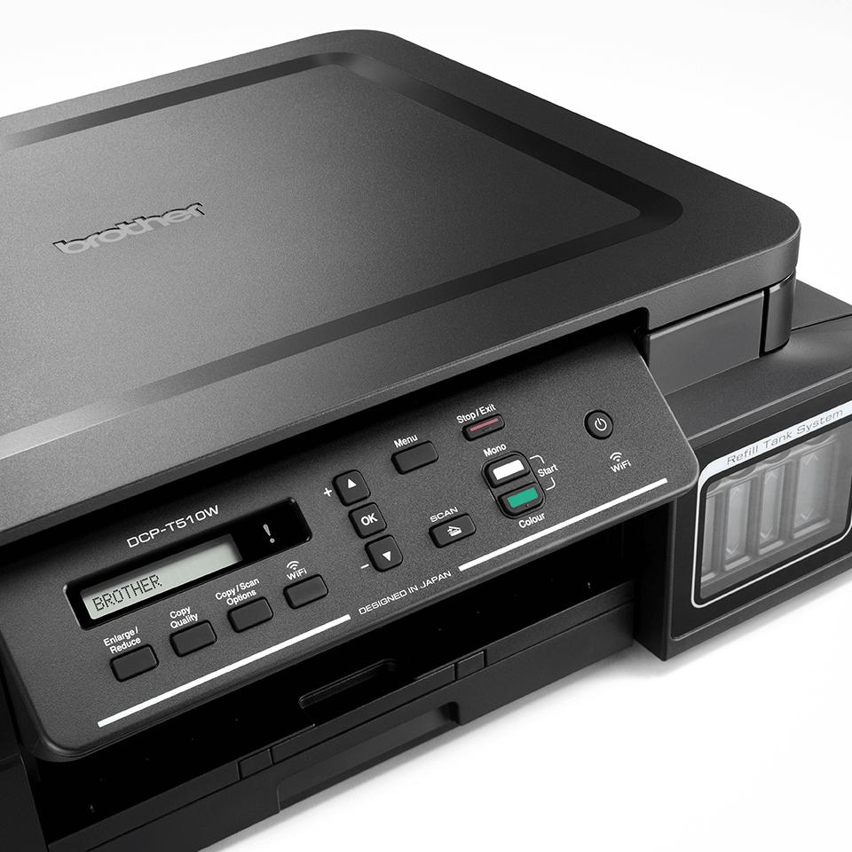 DCP-T310 InkBenefit Plus струйное МФУ 3 в 1 от Brother 4