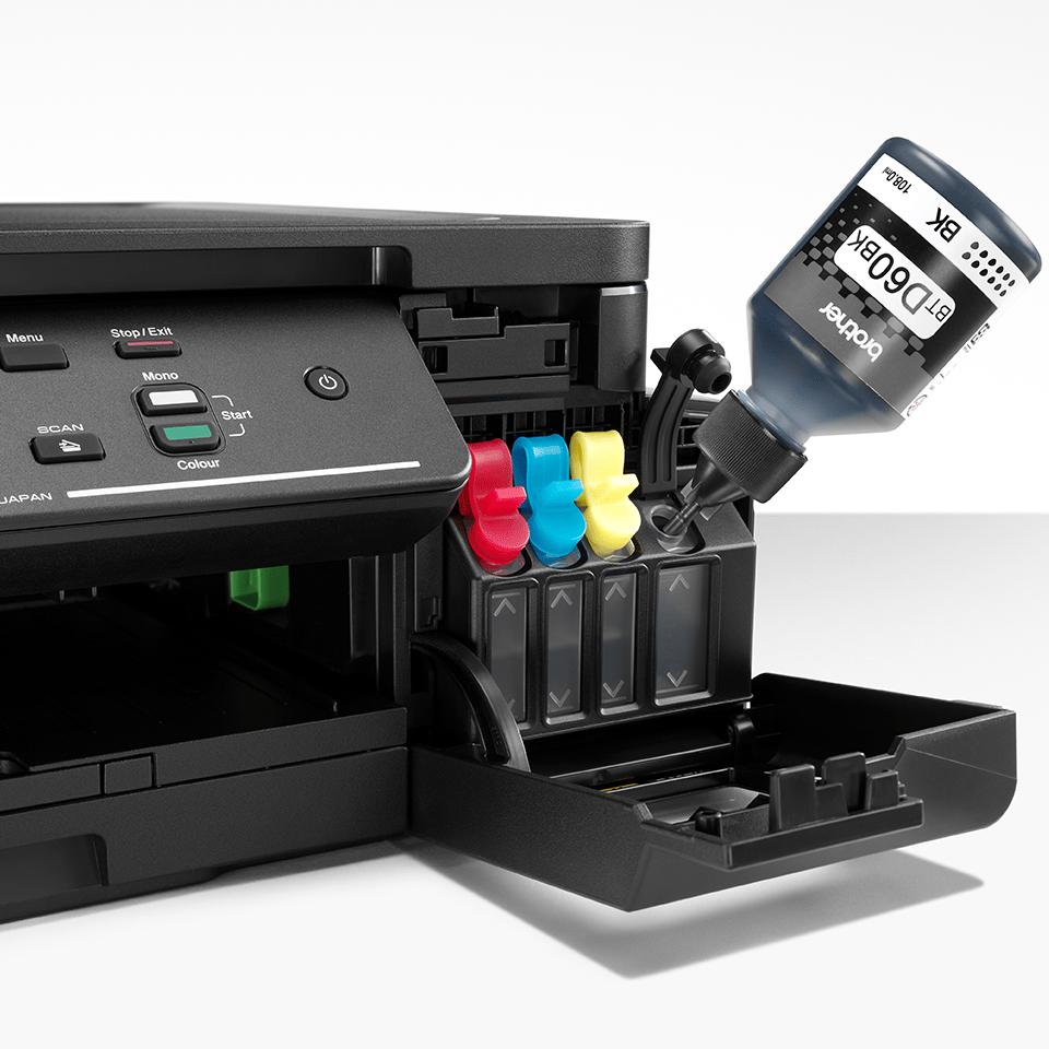 DCP-T310 InkBenefit Plus струйное МФУ 3 в 1 от Brother 5