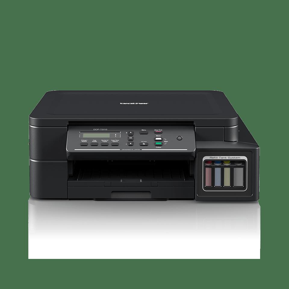 DCP-T310 InkBenefit Plus струйное МФУ 3 в 1 от Brother 7