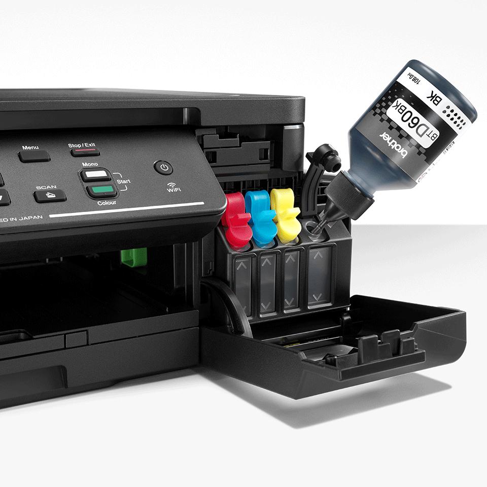DCP-T510W InkBenefit Plus струйное беспроводное МФУ 3 в 1 от Brother 5