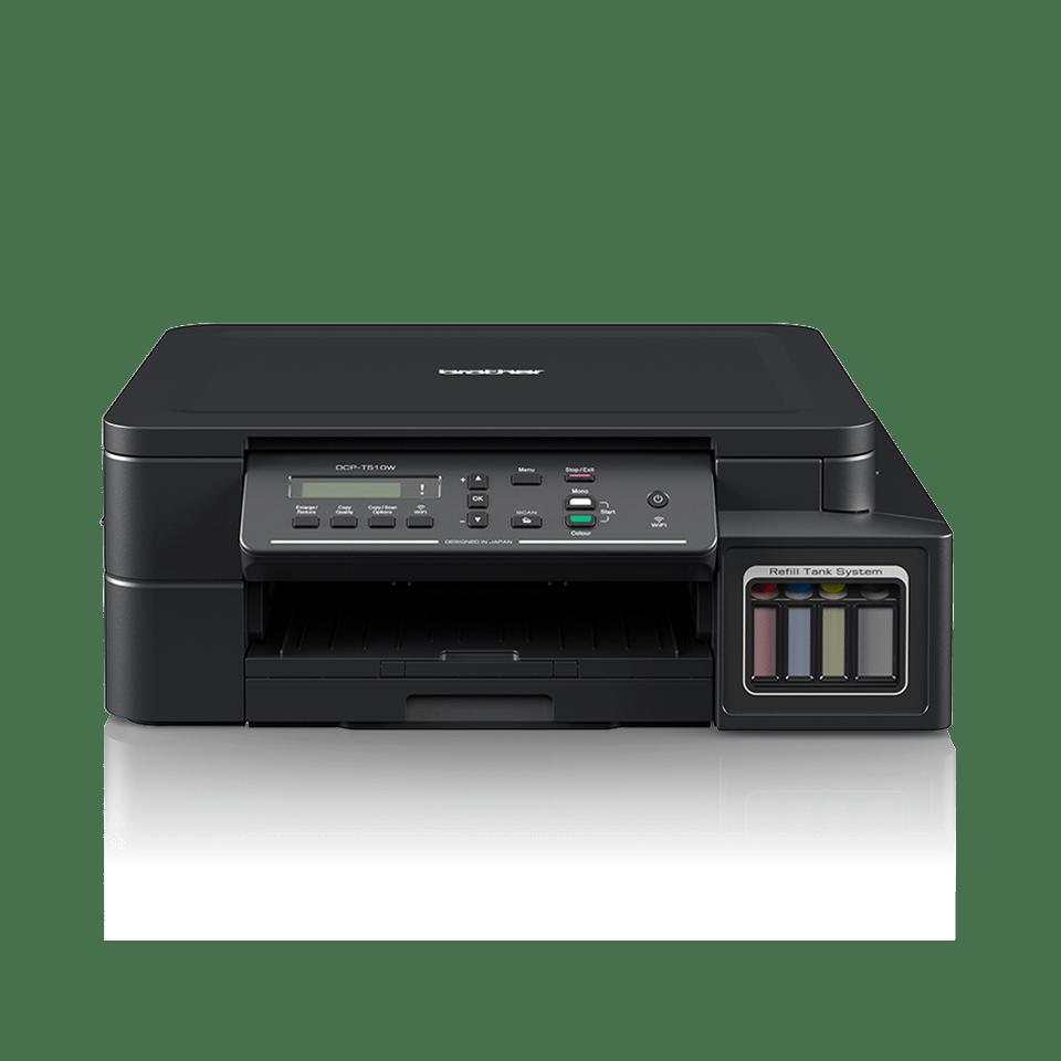 DCP-T510W InkBenefit Plus струйное беспроводное МФУ 3 в 1 от Brother