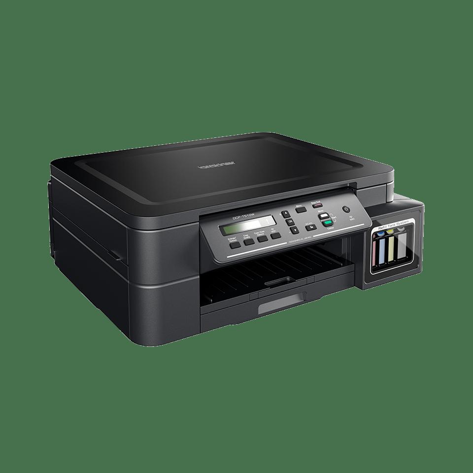 DCP-T510W InkBenefit Plus струйное беспроводное МФУ 3 в 1 от Brother 2