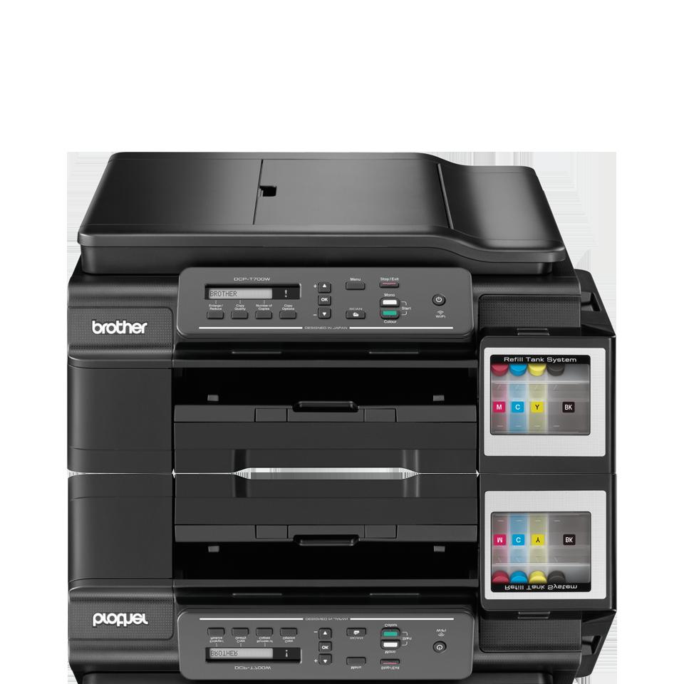 DCP-T700W InkBenefit Plus 2