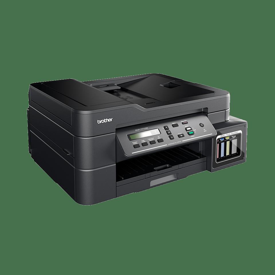 DCP-T710W InkBenefit Plus струйное МФУ 3 в 1 с АПД и Wi-Fi  от Brother 2