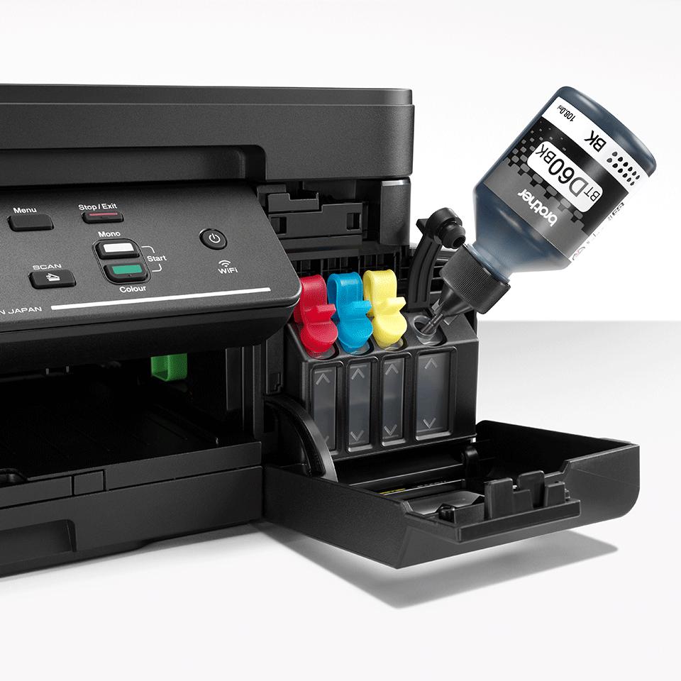 DCP-T710W InkBenefit Plus струйное МФУ 3 в 1 с АПД и Wi-Fi  от Brother 5