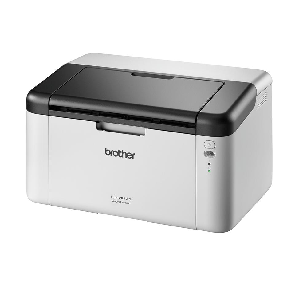 HL-1223WR Чёрно-белый лазерный принтер с Wi-Fi