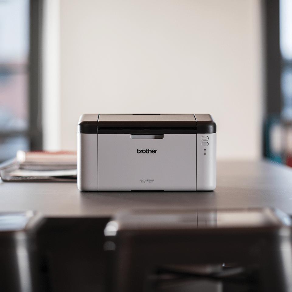 HL-1223WR Чёрно-белый лазерный принтер с Wi-Fi 3