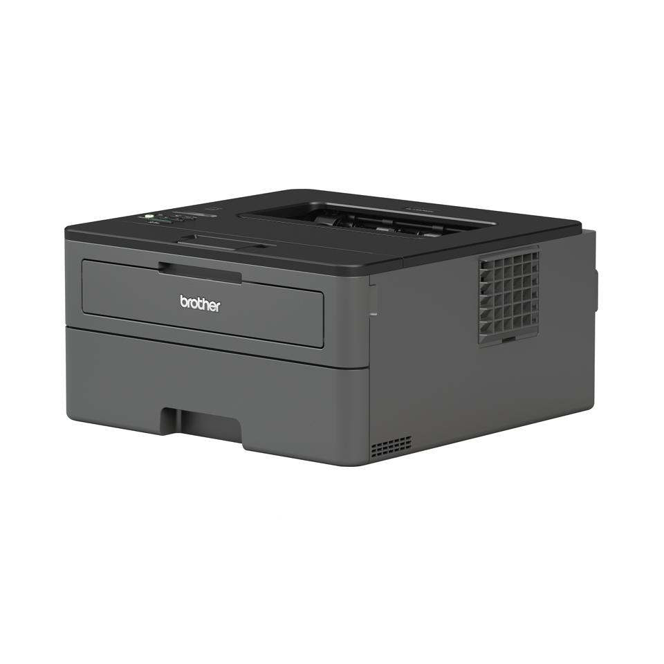 Компактный сетевой черно-белый лазерный принтер HL-L2371DN