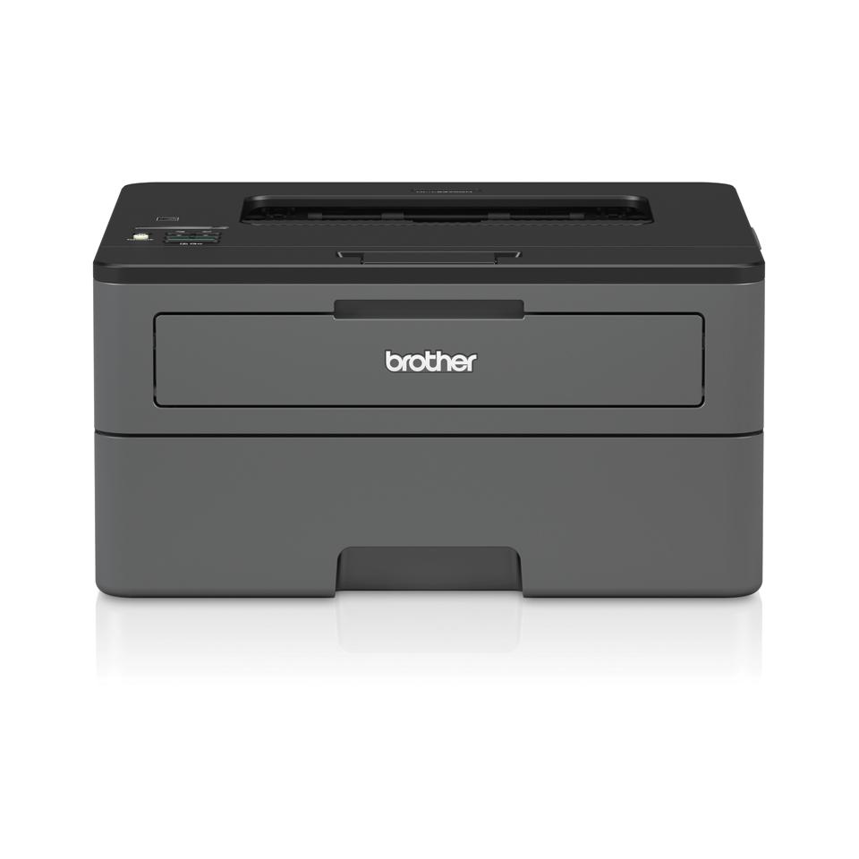 Компактный сетевой черно-белый лазерный принтер HL-L2371DN 2