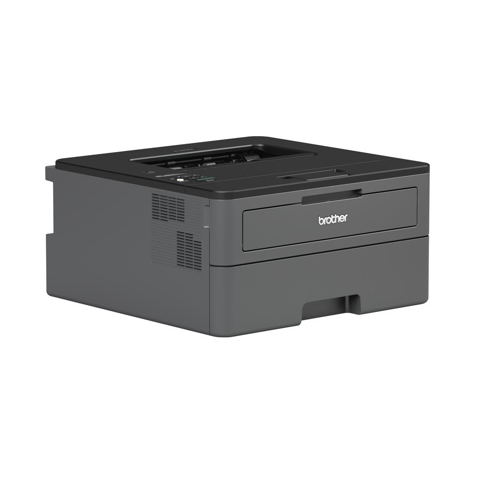 Компактный сетевой черно-белый лазерный принтер HL-L2371DN 3