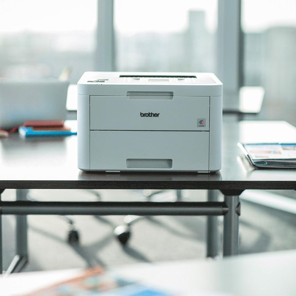 Цветной светодиодный принтер с беспроводным подключением HL-L3230CDW 5