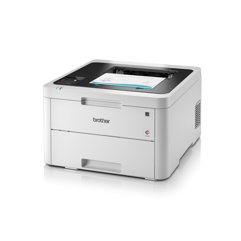 Цветной светодиодный принтер с беспроводным подключением HL-L3230CDW 2