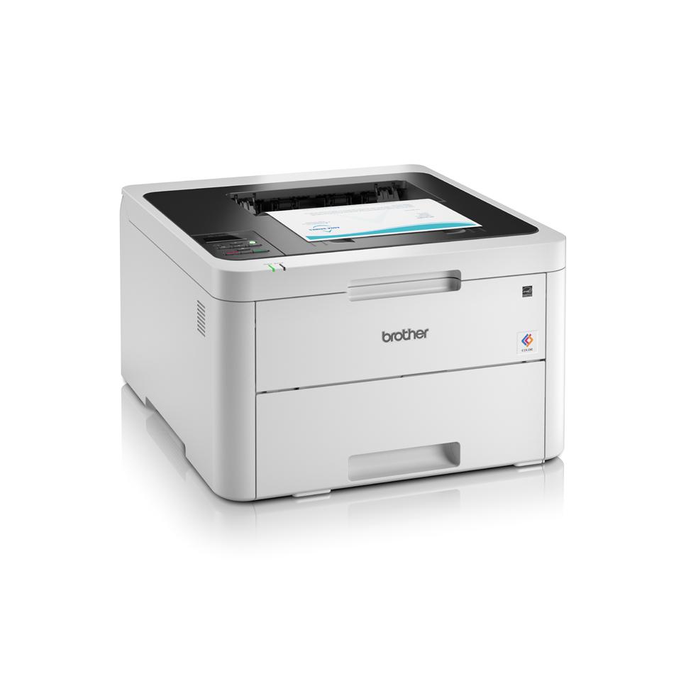 Цветной светодиодный принтер с беспроводным подключением HL-L3230CDW 3