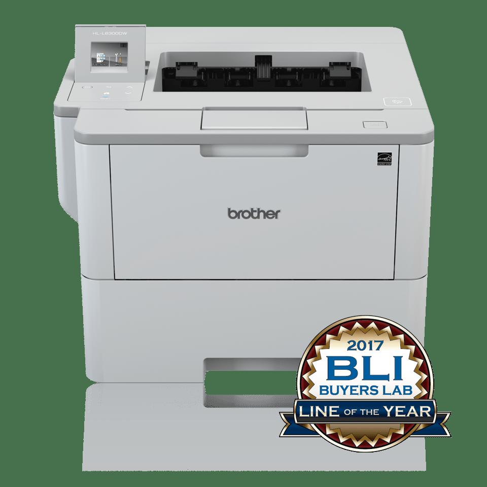 Лазерный принтер HL-L6300DW 2