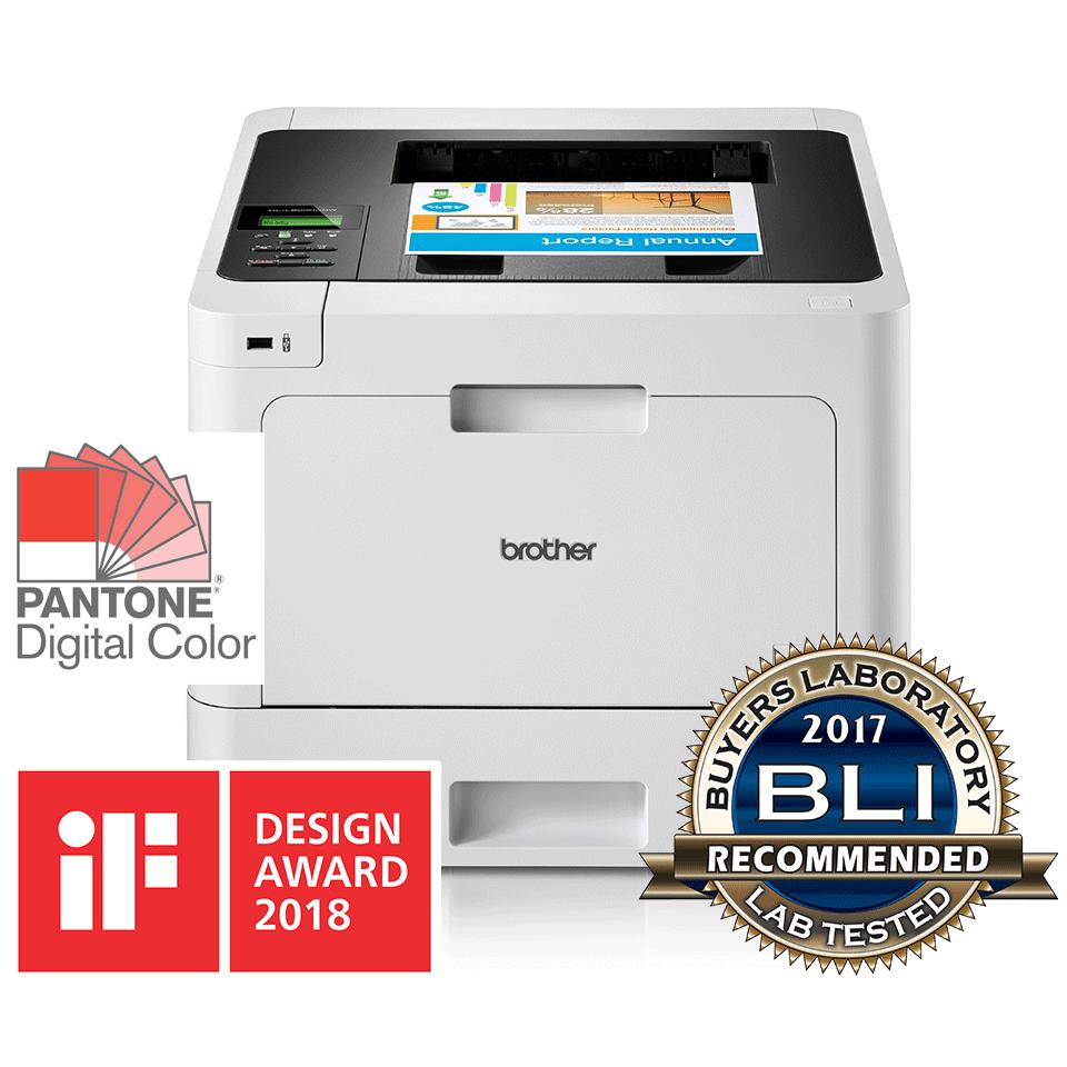 HL-L8260CDW Беспроводной цветной лазерный принтер