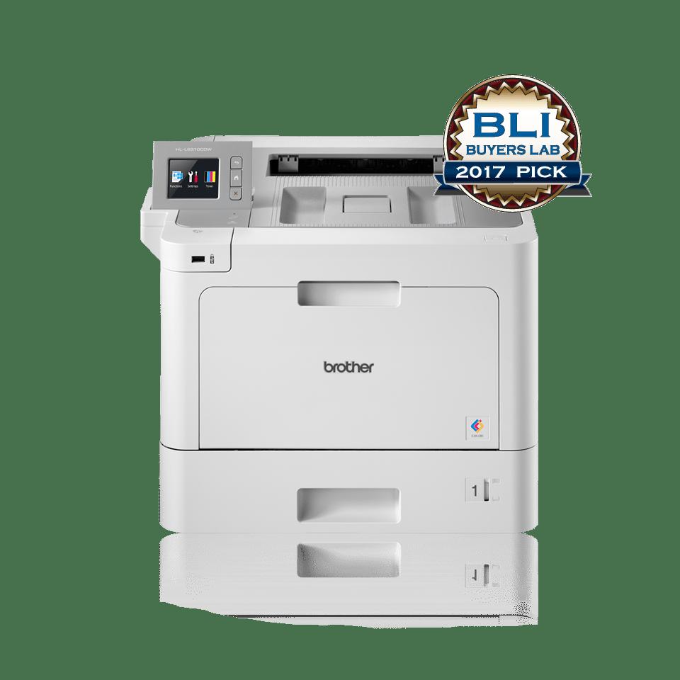 HL-L9310CDW Беспроводной цветной лазерный принтер 2