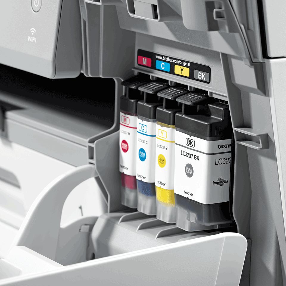 Цветной струйный принтер с поддержкой формата A3 и беспроводным подключением HL-J6000DW 5