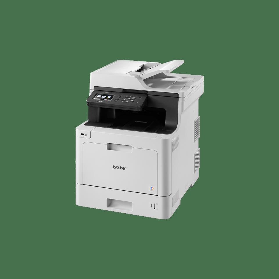 Brother MFC-L8690CDW Беспроводное цветное лазерное МФУ 3