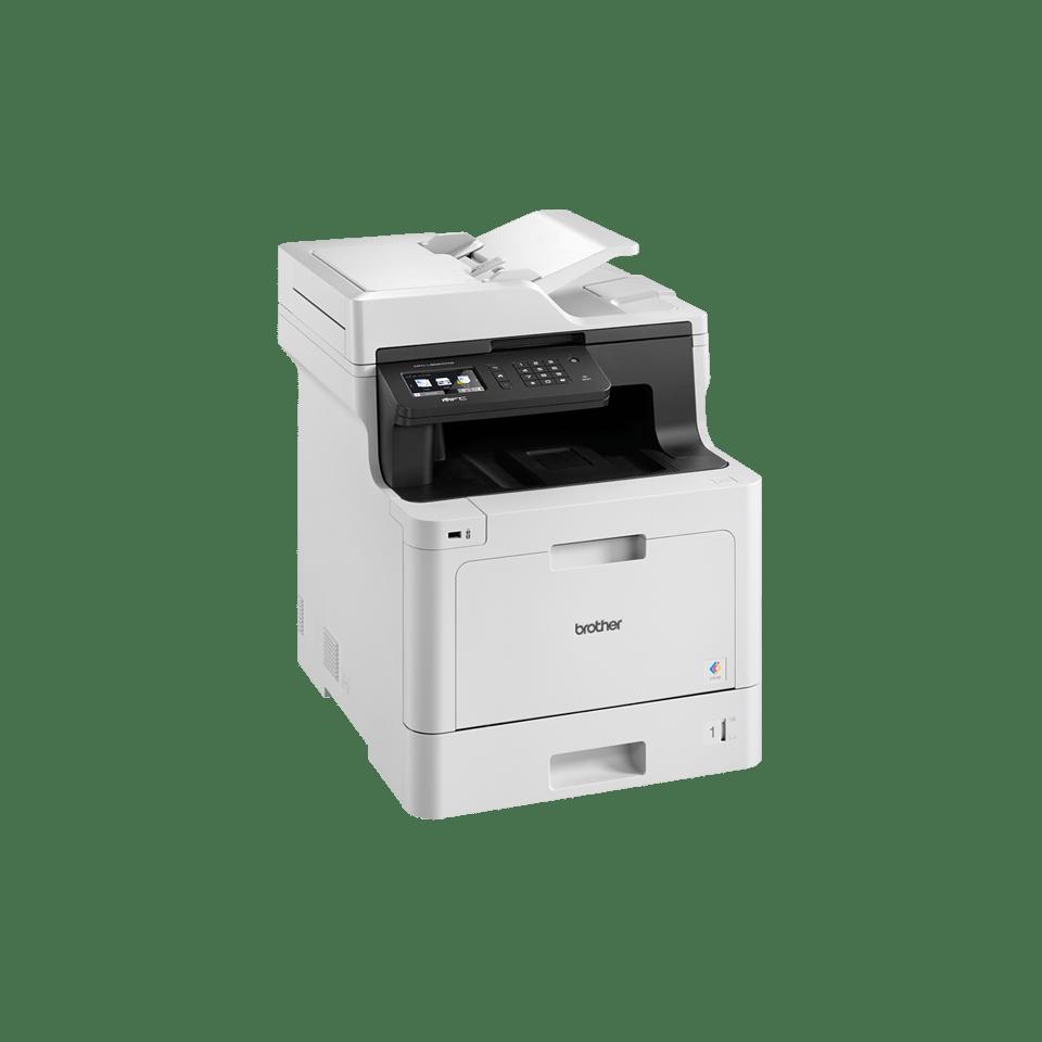 Brother MFC-L8690CDW Беспроводное цветное лазерное МФУ 2