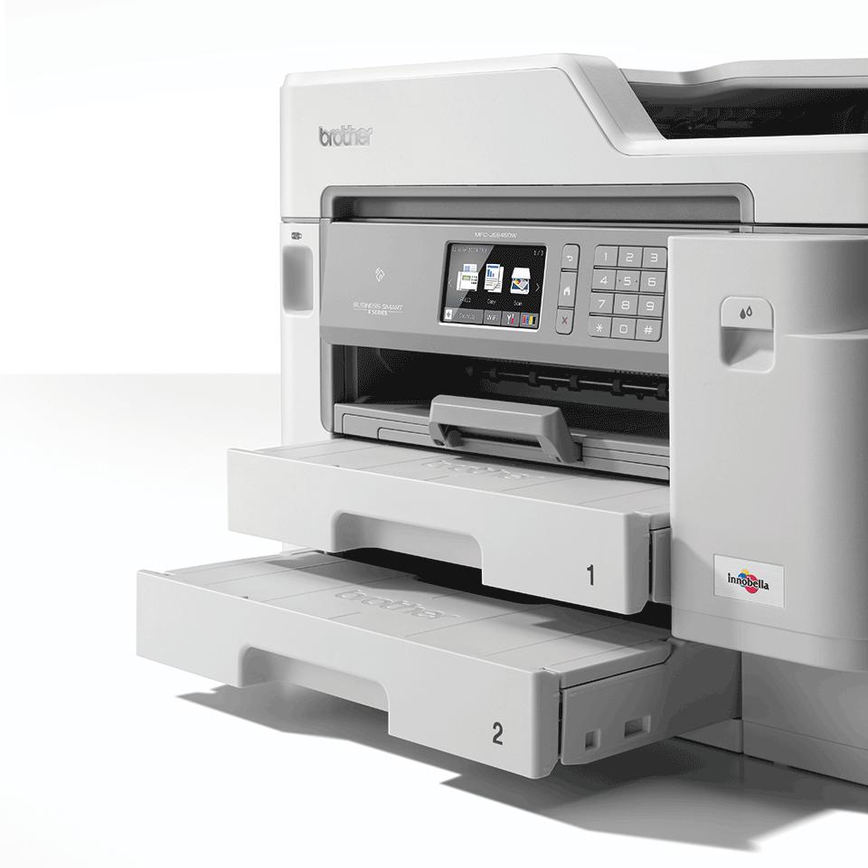 MFC-J5945DW Цветное струйное МФУ 4 в 1 с поддержкой формата A3 и беспроводным подключением 6
