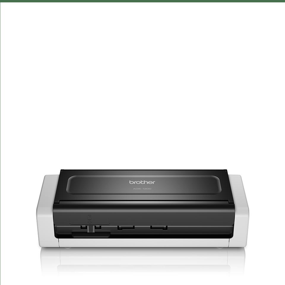 Компактный сканер документов ADS-1200 4