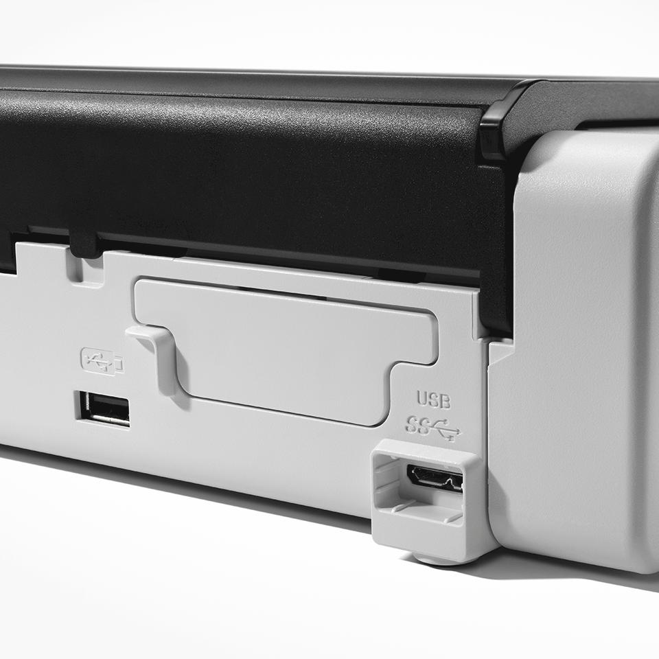 Компактный сканер документов ADS-1200 7