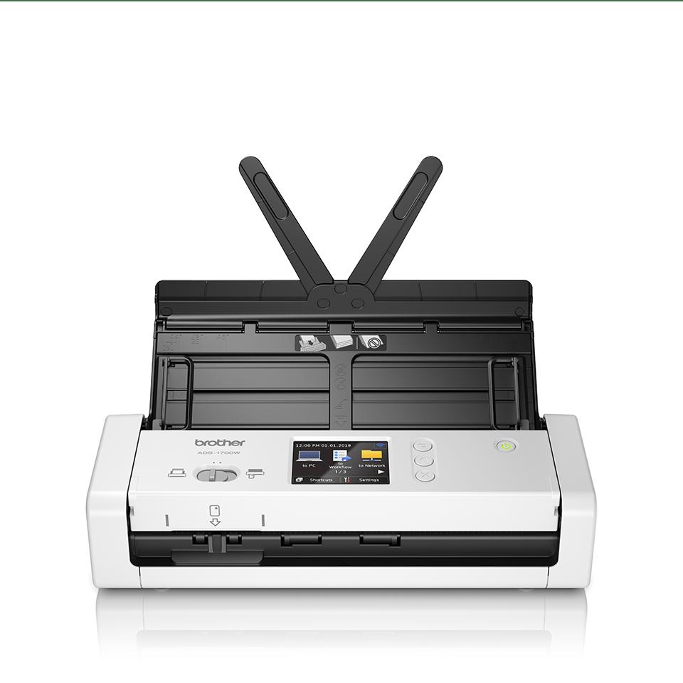 ADS-1700W Компактный сканер документов 5