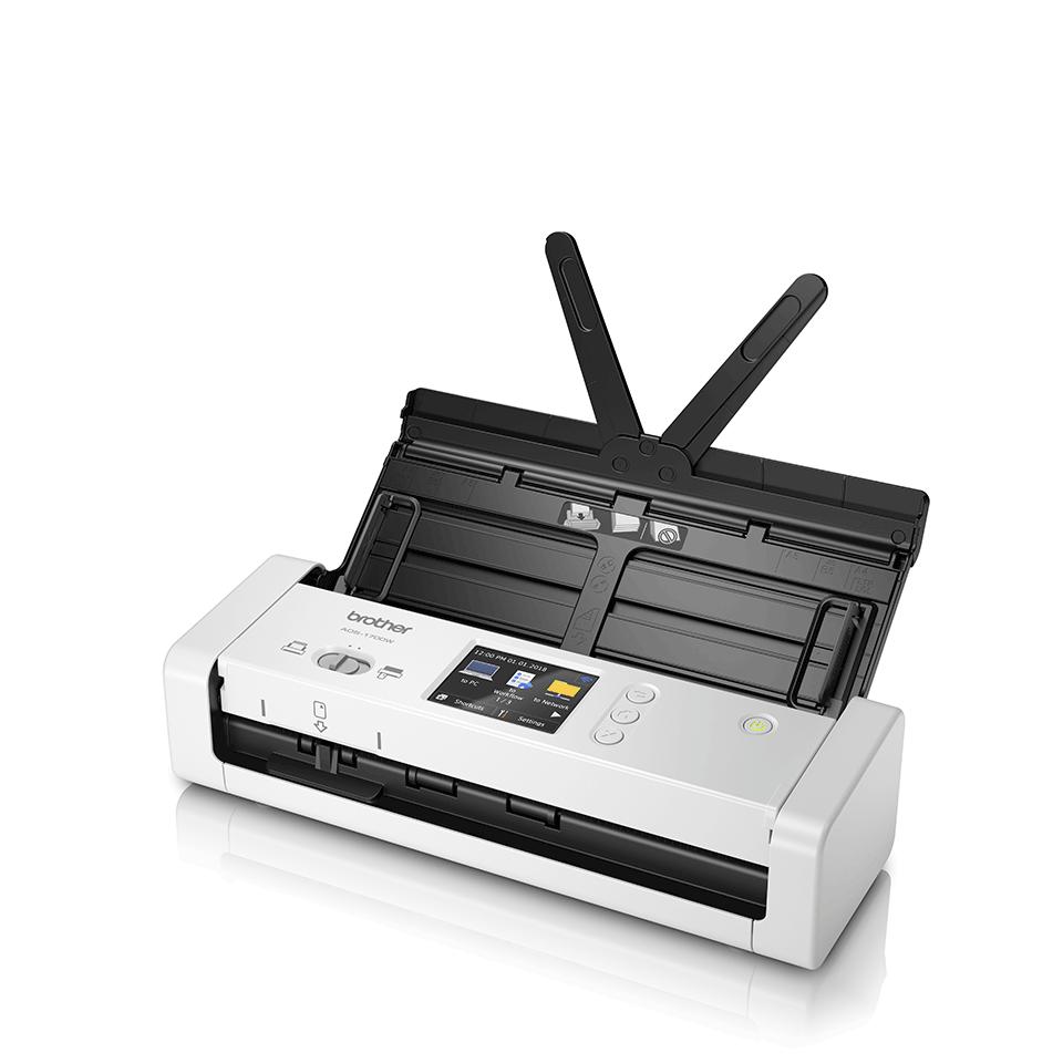 Компактный сканер документов ADS-1700W 2