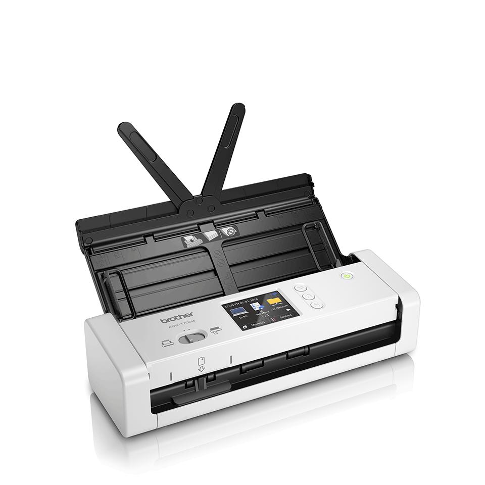 Компактный сканер документов ADS-1700W 3