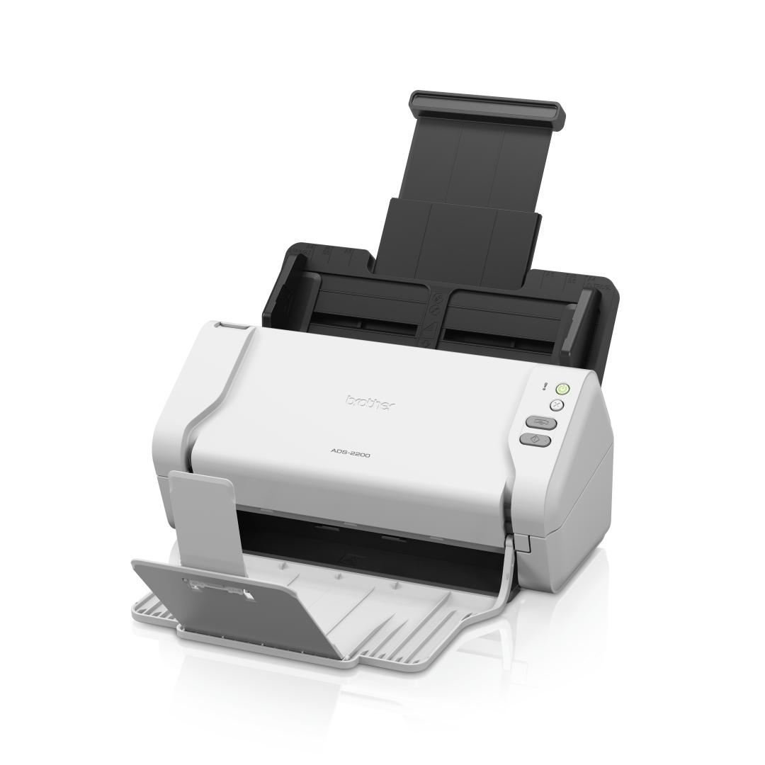 Brother  ADS-2200 настольный документ-сканер 2