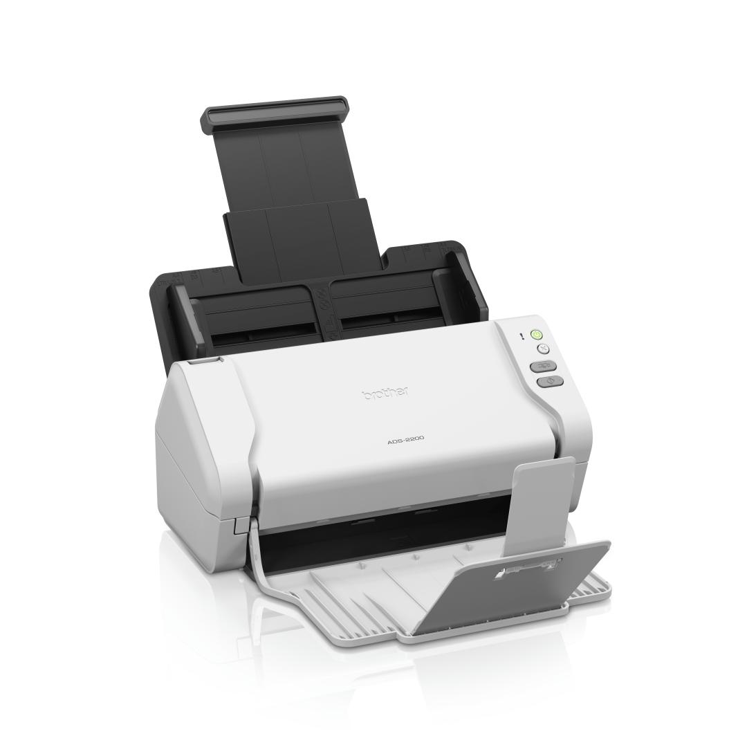 Brother  ADS-2200 настольный документ-сканер 3