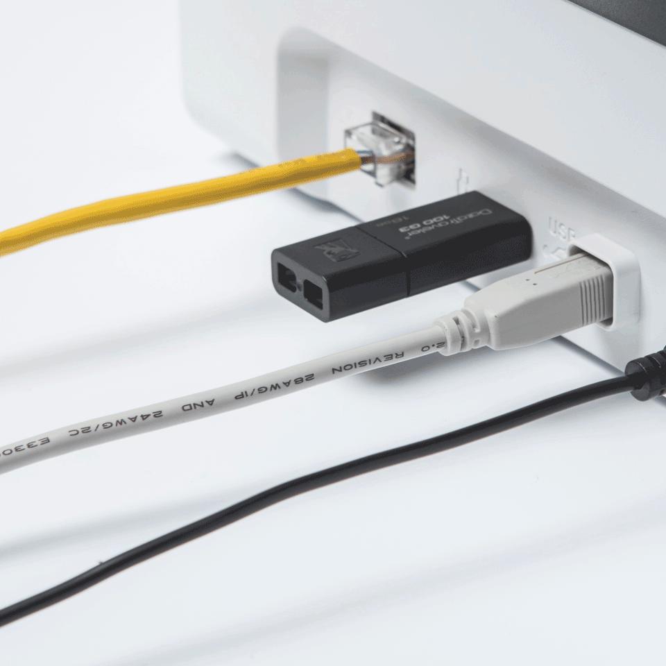 ADS-2700W беспроводной сетевой документ-сканер 6