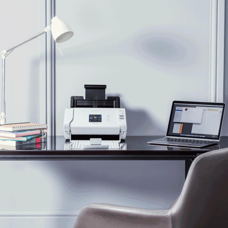 ADS-2700W беспроводной сетевой документ-сканер 11