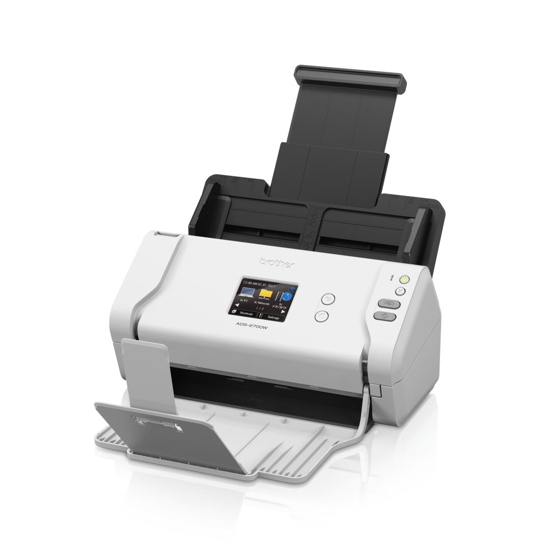 ADS-2700W беспроводной сетевой документ-сканер 2